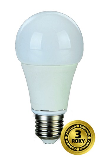 Solight LED žárovka 7W E27 3000K WZ504