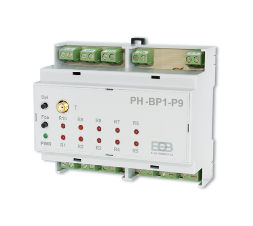 Elektrobock PH-BP1-P9