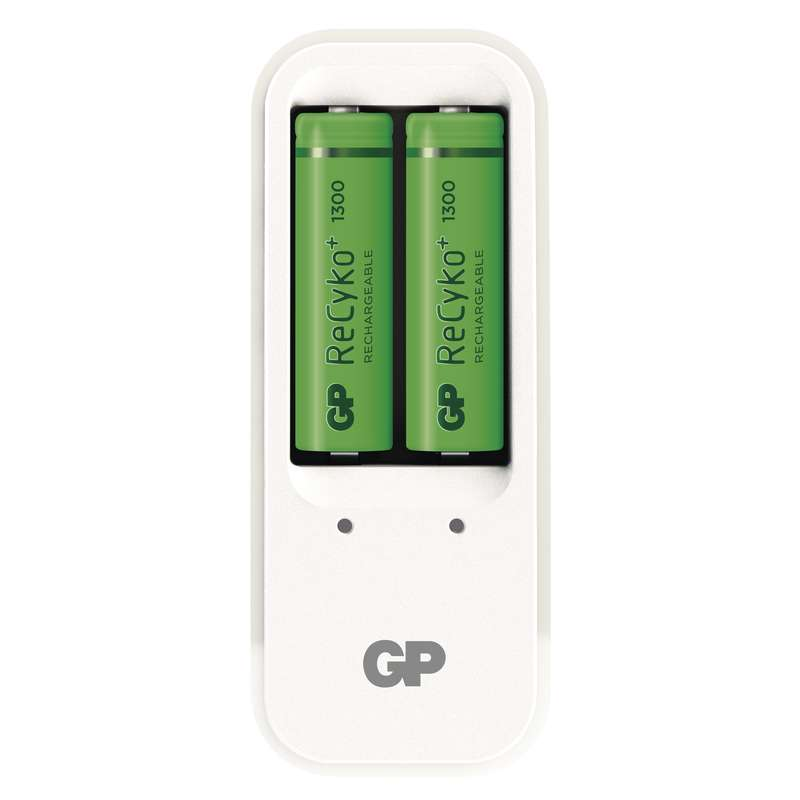 GP Power Bank 410 + 2x AA 1300mAh